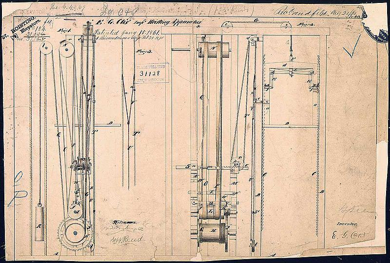Elevartor Elisha Otis 1861-v2