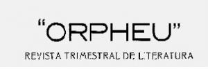 Centenario de la revista Orpheu